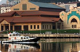 Halic Kongre Merkezi Altin Boynuz